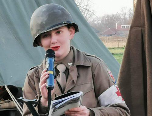 A true soldier – Sara Curfs