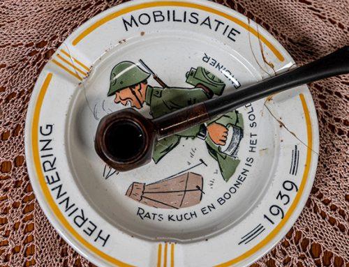 Tabak in Nederland, voor en tijdens de Tweede wereldoorlog