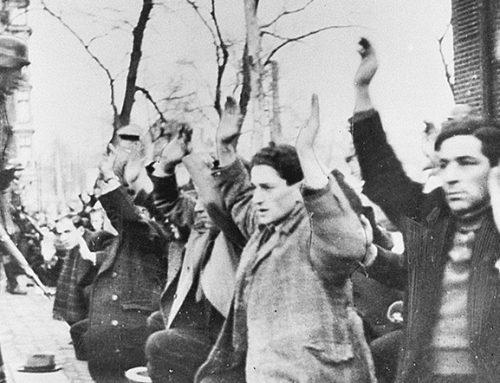 Kerkrazzia's in de Tweede Wereldoorlog